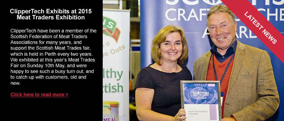 ClipperTech Exhibits at 2015 Meat Traders Exhibition