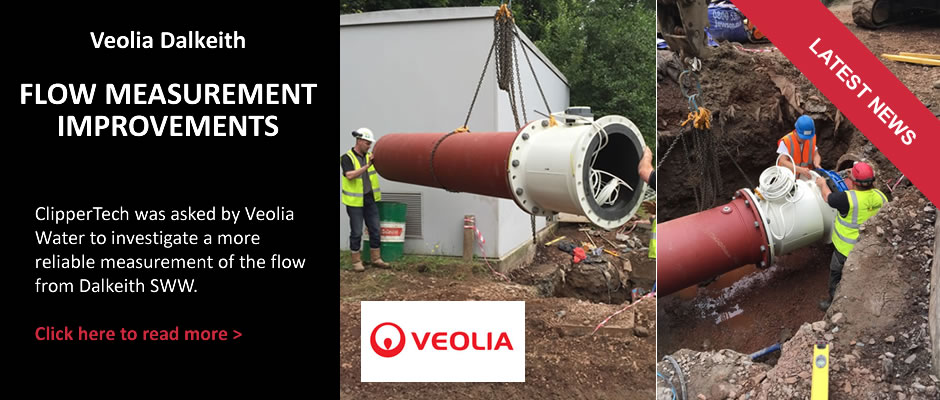 Veolia Dalkeith Flow Measurement Improvements